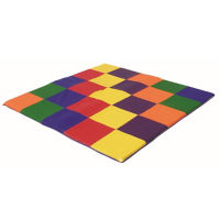Patchwork Toddler Soft Mat, P40030