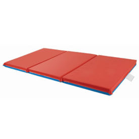 "3 Fold 2"" Thick Rest Mat, P40054"