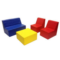 4 Piece Youth Soft Seating Set, P40300