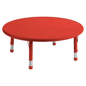 "Resin Round Activity Table 45""W, T11670"