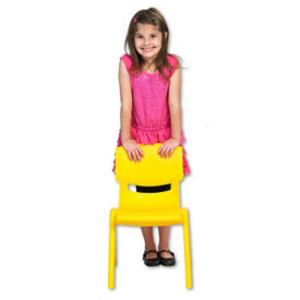 "Resin Chair 12""H, C70472"