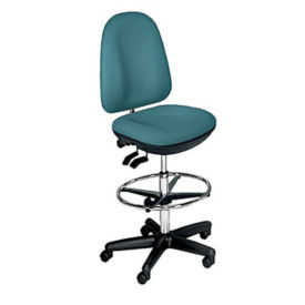 Armless High Back Chair, C80293