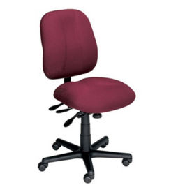 Mid-Back Ergonomic Chair without Arms, D50015