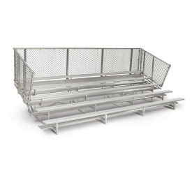 Aluminum Bleacher 5 Rows - 27', F40027