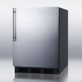 Stainless Steel Door Freezer - 5.1 Cubic Ft, V21625