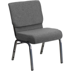 "Fabric Wing-Back Church Chair - 21.5""W, C30163"