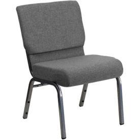 "Fabric Wing-Back Church Chair - 21.5""W, C30163"