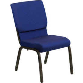 "Fabric Wing-Back Church Chair - 18.5""W, C30165"
