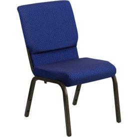 "Fabric Wing-Back Church Chair - 18.5""W, C30165"