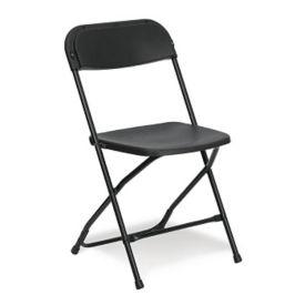 Polypropylene Folding Chair, C57786