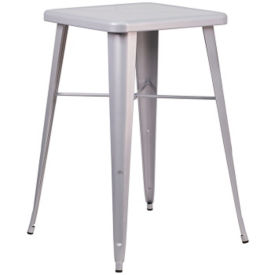 "27.75"" Square Cafe Height Table, K10090"