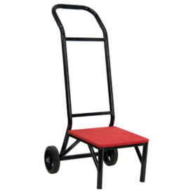 Stack Chair Truck with Handle, V20074