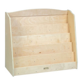 "Tiered Literature Storage - 30.5""H, B34571"