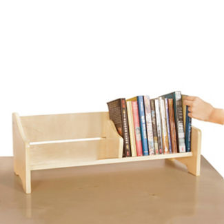 "Tabletop Book Display - 24""W, B34572"