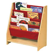 Single Sided Canvas Book Display, P30152