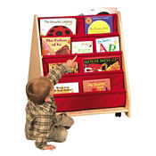 Two Sided Canvas Book Display, P30153