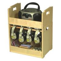 Stacking Audio Storage Units, P30159