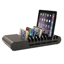 10 Device USB Charging Station, M16337