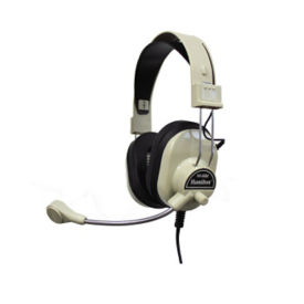 Multimedia Headphones with Built-in Microphone, M10350