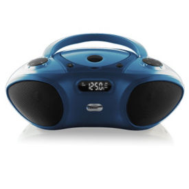 CD and FM Audio Player with Bluetooth, M16366