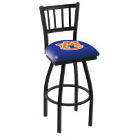 "College Logo Ladder-Backed Stool - 30""H, C80485"