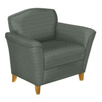 Fabric Club Chair , W60002