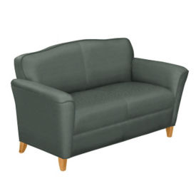 Fabric Loveseat, W60005