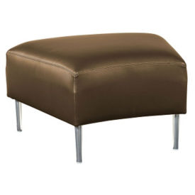 One Seat Bench with Fabric Upholstery, W60652