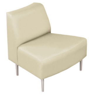 Outside Curve Chair with Vinyl Upholstery, W60660