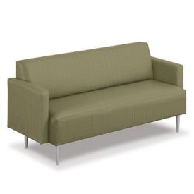 "Fabric Lounge Sofa - 66""W, W60755"