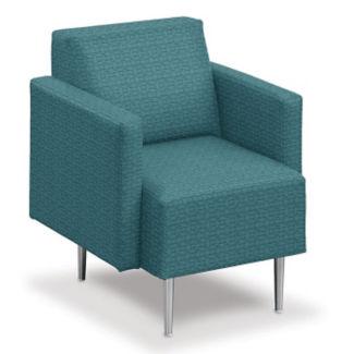 Fabric Club Chair , W60757