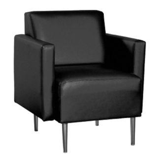 Muted Vinyl Club Chair , W60767