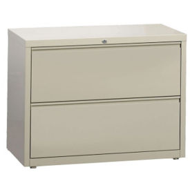 "Two Drawer Lateral File 36""W, L40794"