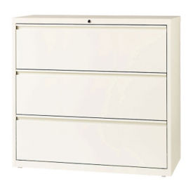 "Three Drawer Lateral File - 42""W, L40855"