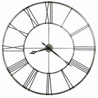 Stockton Roman Numeral Wall Clock, V21378