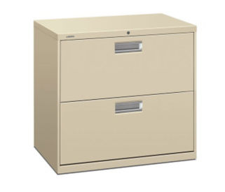 "Two Drawer Lateral File - 30""W, L40342"
