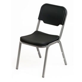 Heavy Gauge Steel Frame Stack Chair, C67827