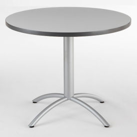 "Round Cafe Table - 36"" Diameter, K10022"