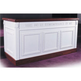 Three Panel Communion Table, C30131
