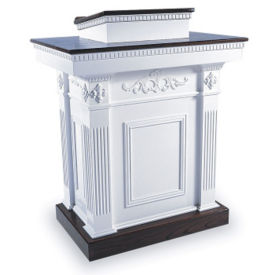 "Two Tiered Pulpit - 46""H, C30134"