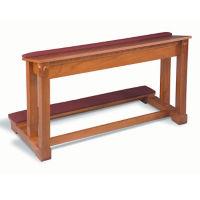 "Stained Prayer Desk 48""W, C30152"