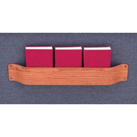 Wooden Bookrack for Three Books, V21693
