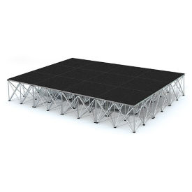 Rectangular Stage Set - 12'W x 24'H, P60051