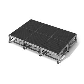 "All Terrain Vinyl Top Stage Set - 12'W x 8""D, P60368"