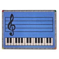 Play Along Music Carpet 129 x 157, P30416