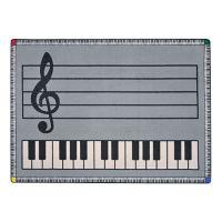 Play Along Music Carpet 92 x 129, P30415