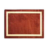 "Portrait Rectangle Rug 129"" x 158"", P40214"