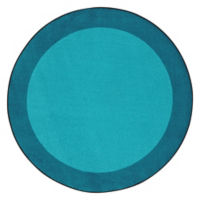 "All Around Round Rug - 5'4""DIA, P30459"