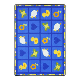 "Spring Things Rectangle Rug - 13'2"" x 10'9"", P30451"