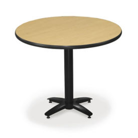 "42"" Round Pedestal Table, K00027"